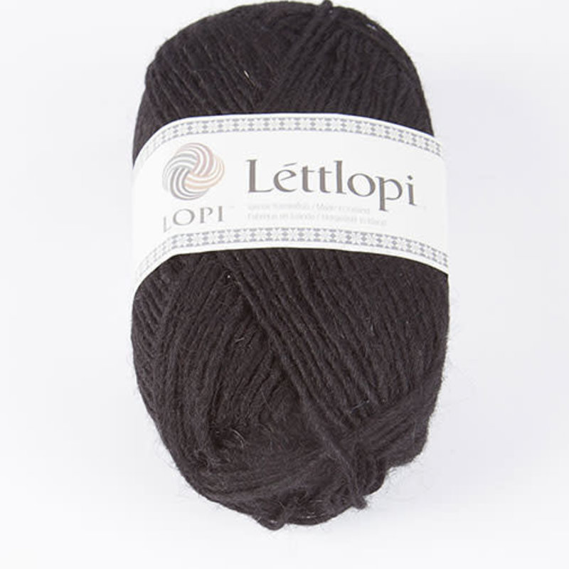 Berroco Lettlopi - Lopi Black (0059)
