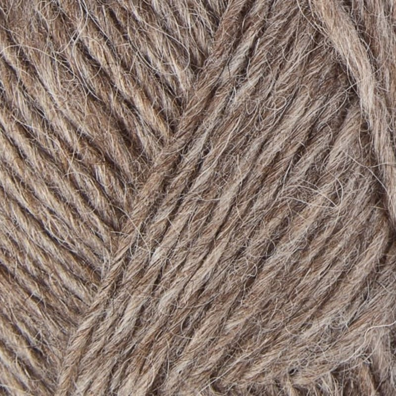 Berroco Lettlopi - Oatmeal Heather (0085)