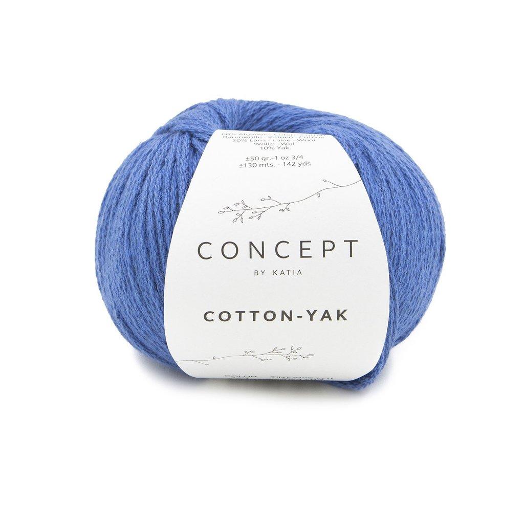 Katia Concept Cotton Yak