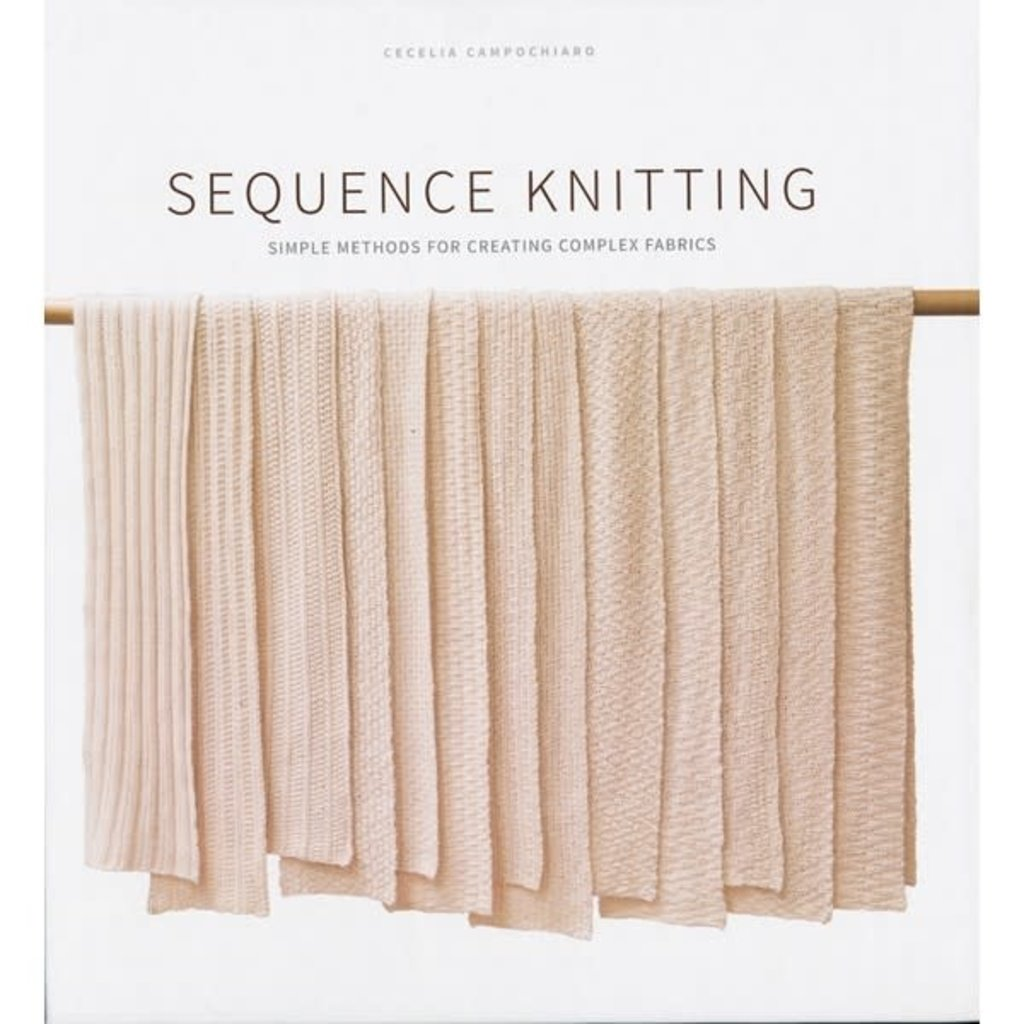 Sequence Knitting by Cecelia Campochiaro