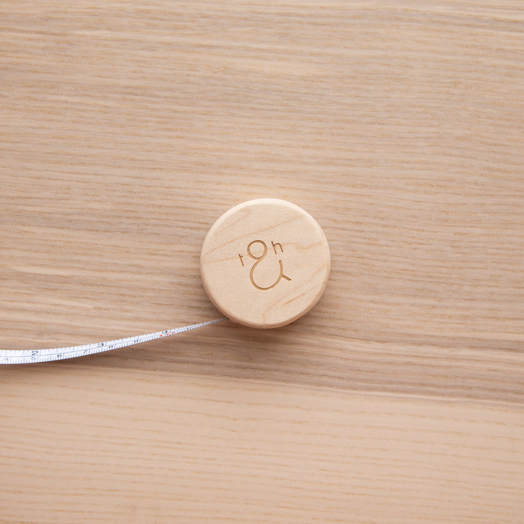 Twig & Horn Wooden Measuring Tape