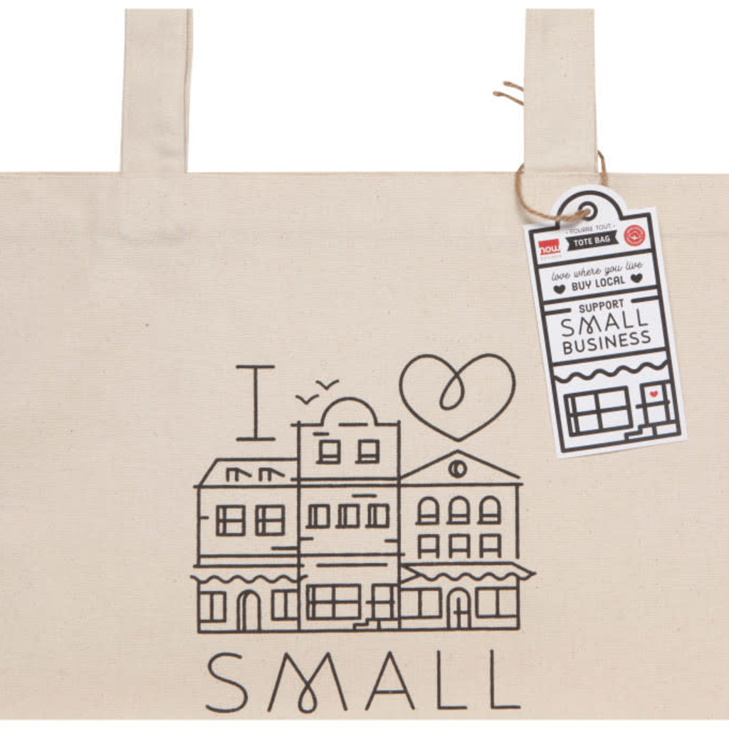 I love Small Business Tote