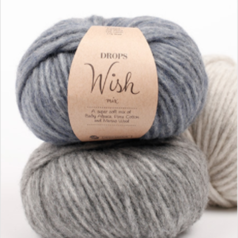 Garnstudio Drops Wish