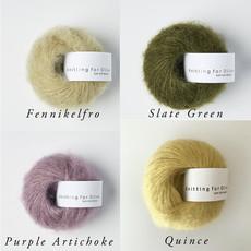 Knitting for Olive Soft Silk Mohair