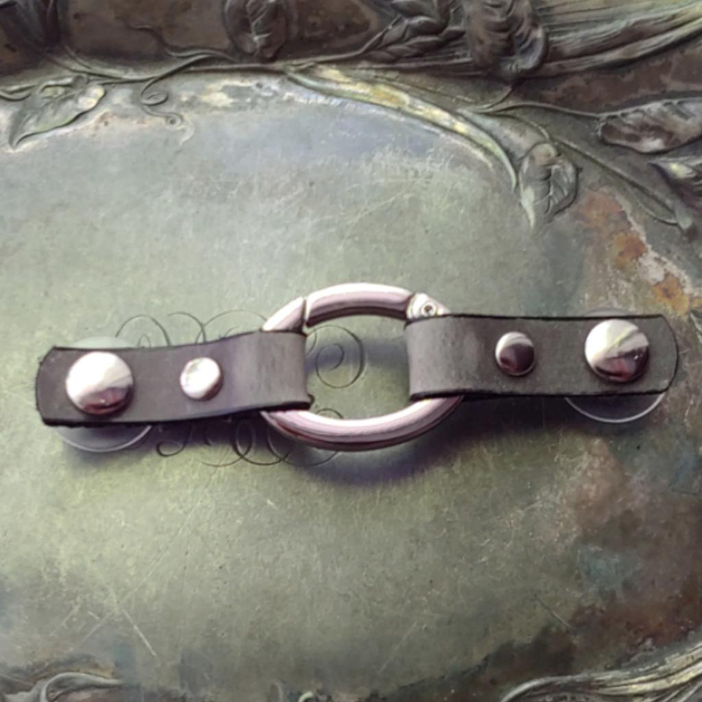 Cordoba Flat Oval Ring Closure