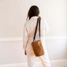 Canvas  Bucket Bag