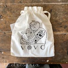 Retrosaria Vovo Project Bag