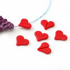 Addi Clip Hearts (6/pk)