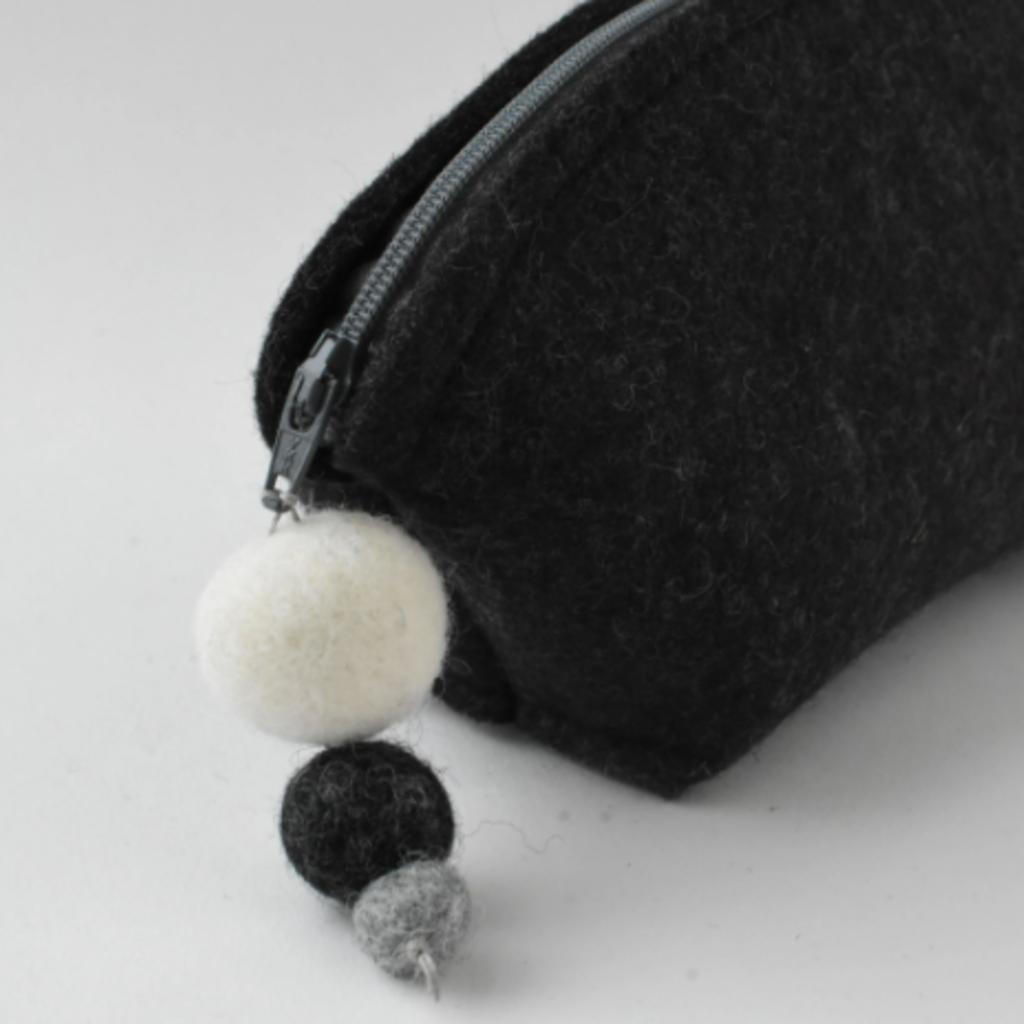Brigid Wool Pouch