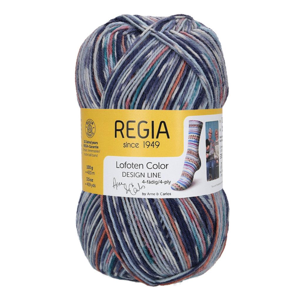 Regia A & C Lofoten Color 4ply