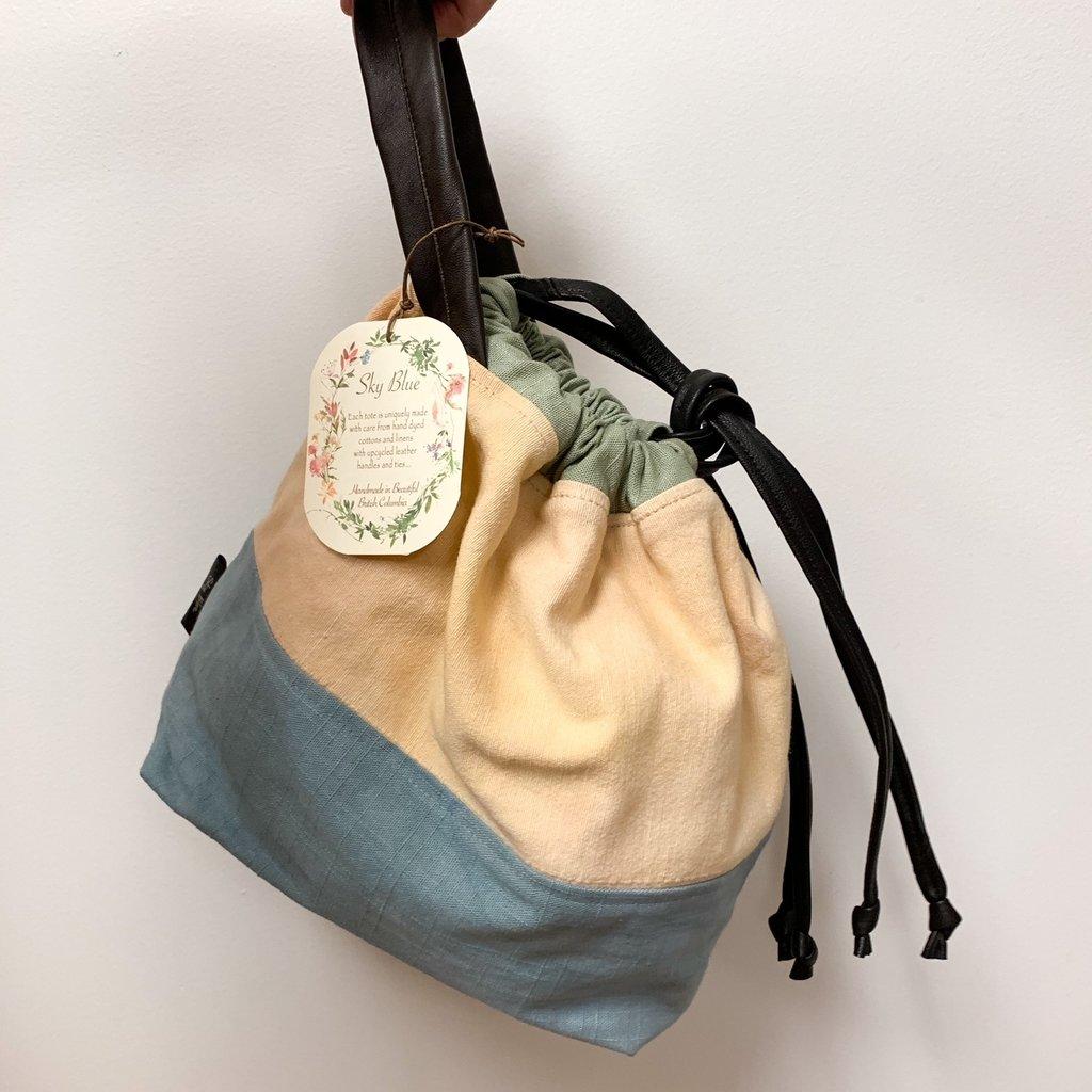 Sky Blue Medium Project Bag