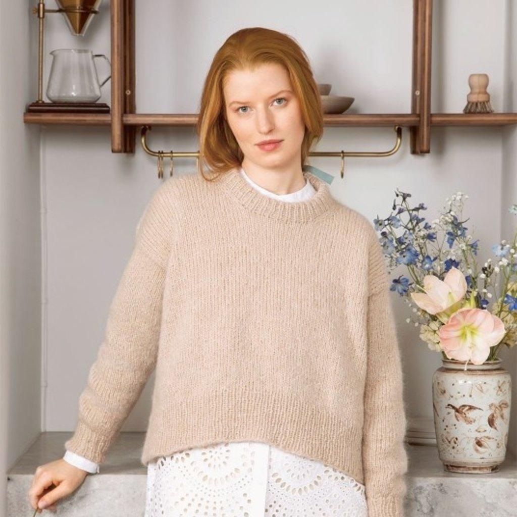 Sandnes Garn Soft Knit for Ladies Pattern Book 2102
