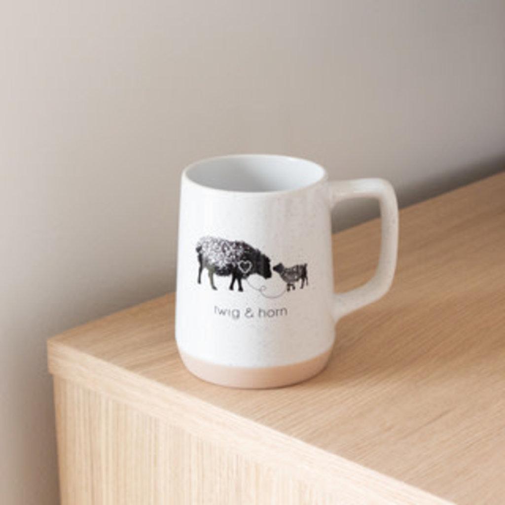 Ewe & Lamb Mug