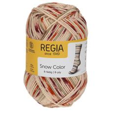 Regia Snow Color 8ply