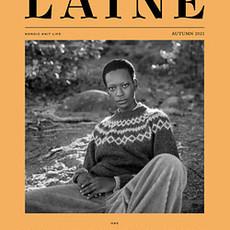 Laine Magazine 12:  Autumn 2021