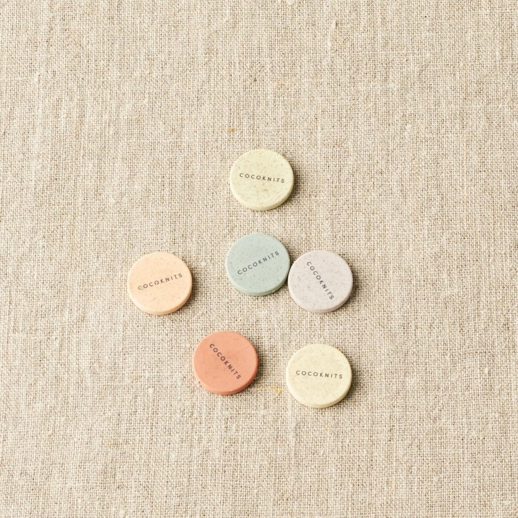 Cocoknits Colourful Magnet Set