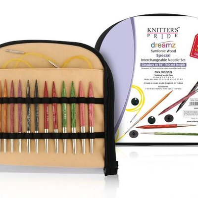 Knitter's Pride Knitter's Pride Deluxe Set (Special IC - 16'')