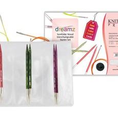 Knitter's Pride Dreamz Normal Interchangeable Needle Starter Set