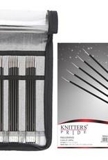 Knitter's Pride Knitter's Pride Karbonz Double Pointed Sock Needle Set 15cm (6'')