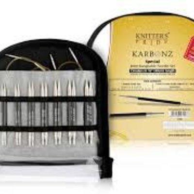 Knitter's Pride Karbonz Deluxe Special Interchangeable Set