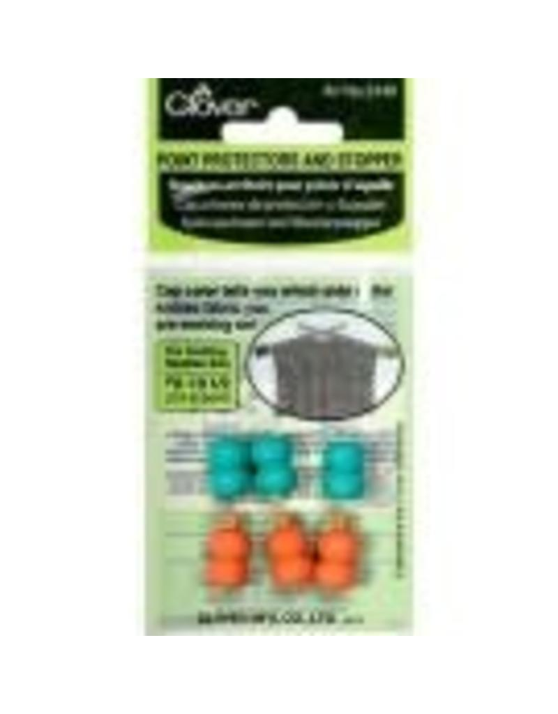 Clover Clover Point Protectors and Stopper (3140)