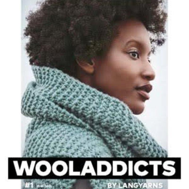 Lang Wool Addicts Knitting Book #1