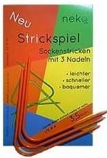 Neko Neko Curved DPN's for Socks - 3.00mm