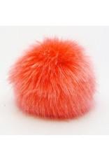 Rico Pompom 13 cm - Coral