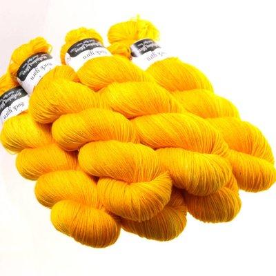 Hedgehog Fibres Sock Minis - Egg Yolk