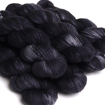 Hedgehog Fibres Sock Minis - Graphite