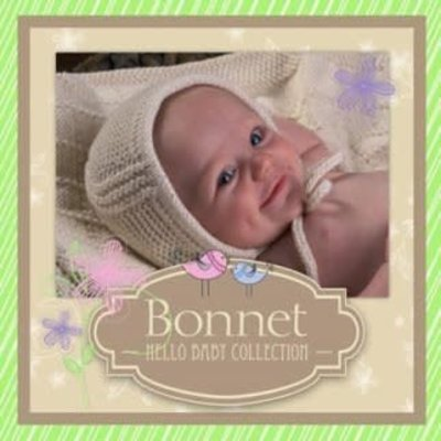 Appalachian Appalachian Baby Designs - Hello Baby Bonnet Kit