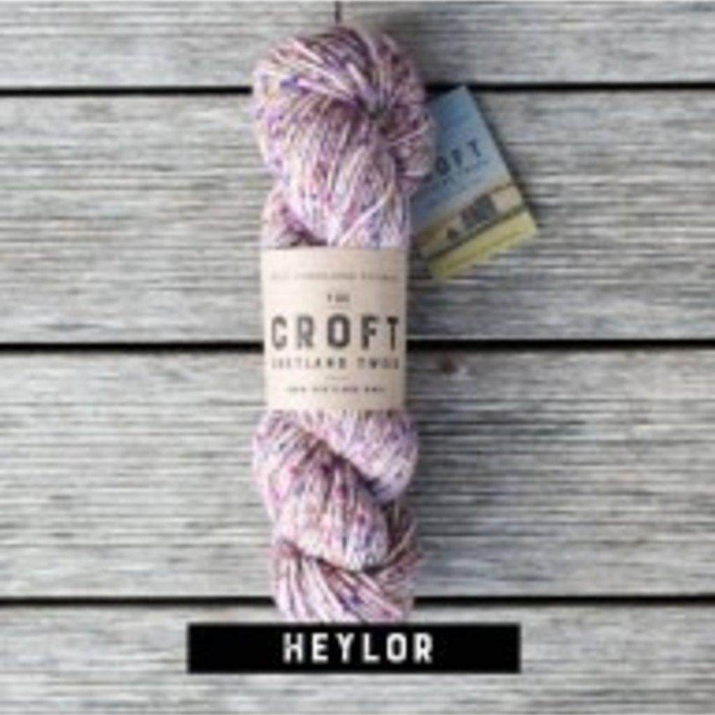 West Yorkshire Spinners The Croft Shetland Tweed - Heylor