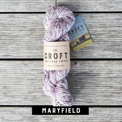 West Yorkshire Spinners West Yorkshire Spinners The Croft Shetland Tweed - Maryfield