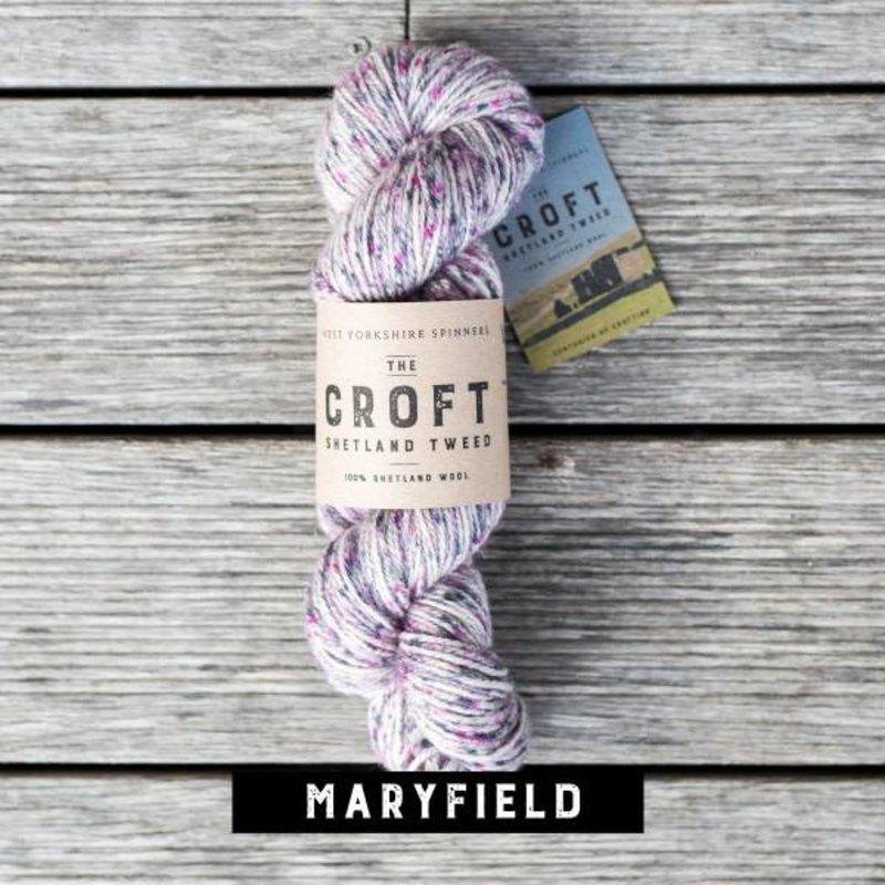 West Yorkshire Spinners The Croft Shetland Tweed - Maryfield