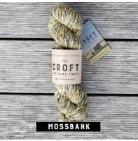 West Yorkshire Spinner West Yorkshire Spinners The Croft Shetland Tweed - Moss Bank