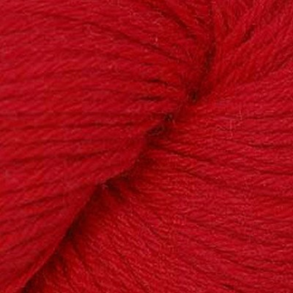 Cascade 220 Solids - Christmas Red (8895)