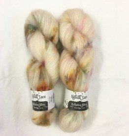 Hedgehog Fibres Hedgehog Fibres Kidsilk Lace - Bramble