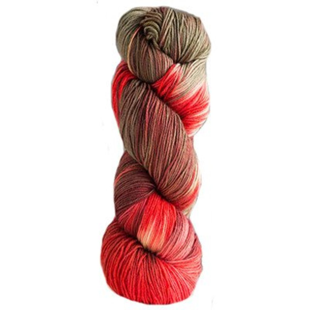 Urth Yarns Uneek Merino Sock - Maple Tree