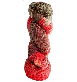 Urth Yarns Uneek Merino Sock - Maple Tree