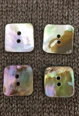 Buttons, Etc. *Buttons - Square Abalone