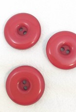 "Buttons, Etc. *Buttons - Gobbet, Cherry, 3/4"", 1.5cm"