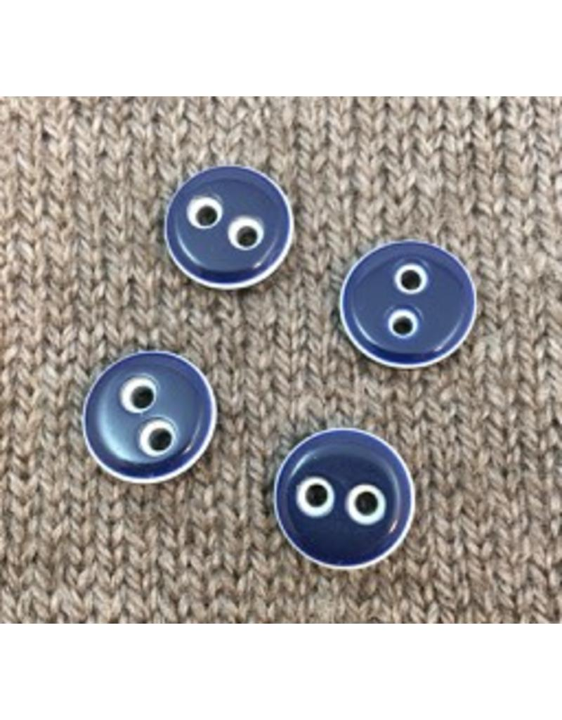 Buttons, Etc. *Buttons - Lookout, Navy - 1/2'', 1.5cm