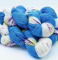 Baah Yarn Inc. Baah Yarn Aspen - Blue Hawaiian