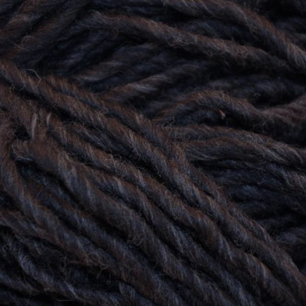 Brown Sheep Co. Brown Sheep Burly Spun - Deep Charcoal