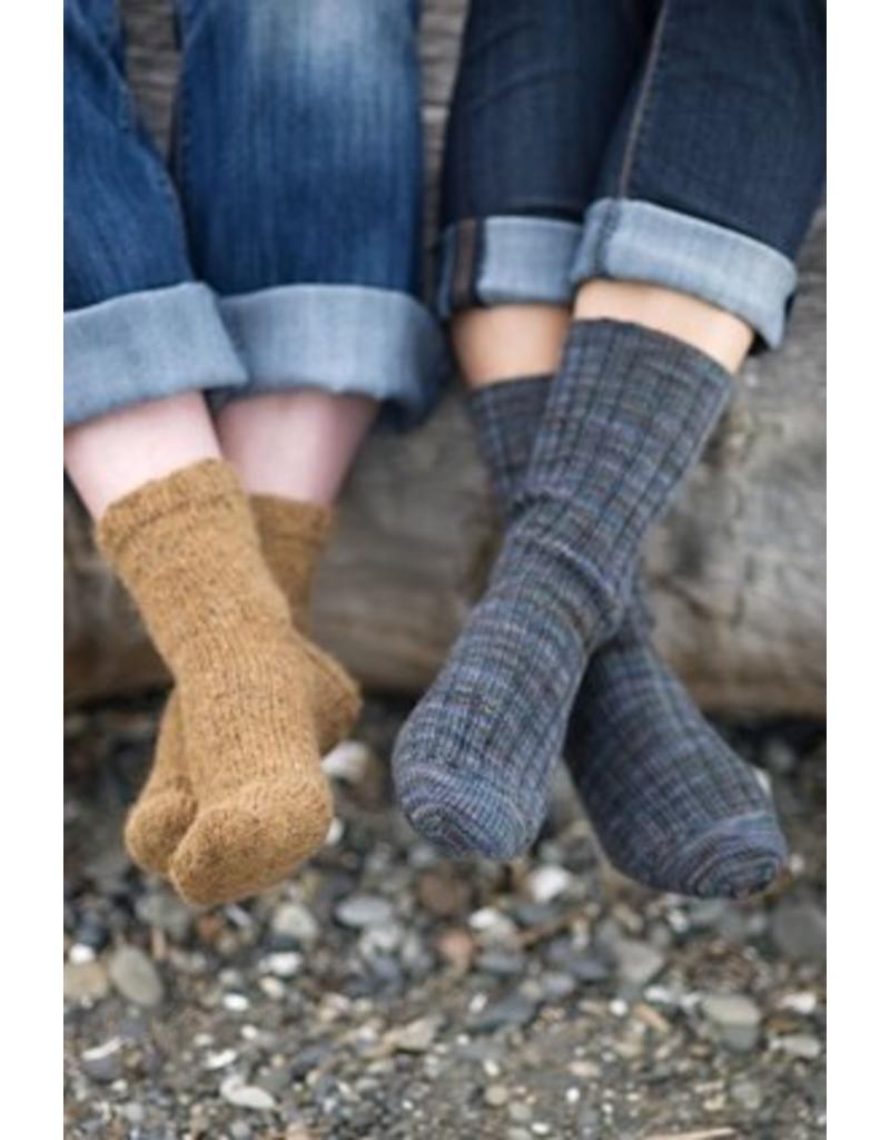 Churchmouse Yarns & Teas Churchmouse - Basic Socks