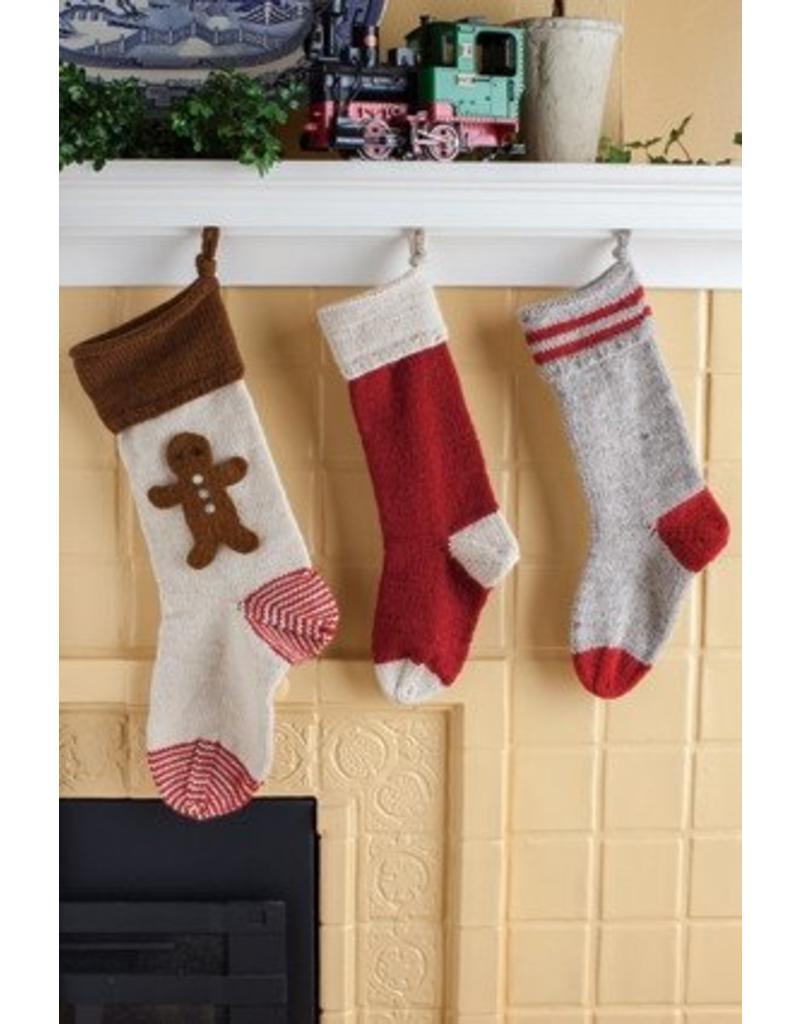 0336bb22c Churchmouse - Basic Christmas Stocking - Art of Yarn