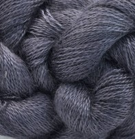 Louet Colinton Ultrafine Lace Charcoal