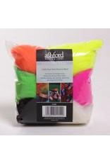 Harmonique Corriedale Colour Packs 100G Pack - Fluorescent