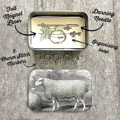 Firefly Firefly Notes - Knit Kit Sheep