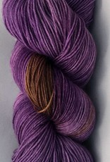 Hand Maiden Fleece Artist Festive Socks - Iris
